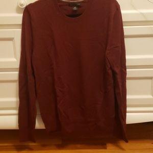 Banana Republic Extra-Fine Merino Wool Sweater-